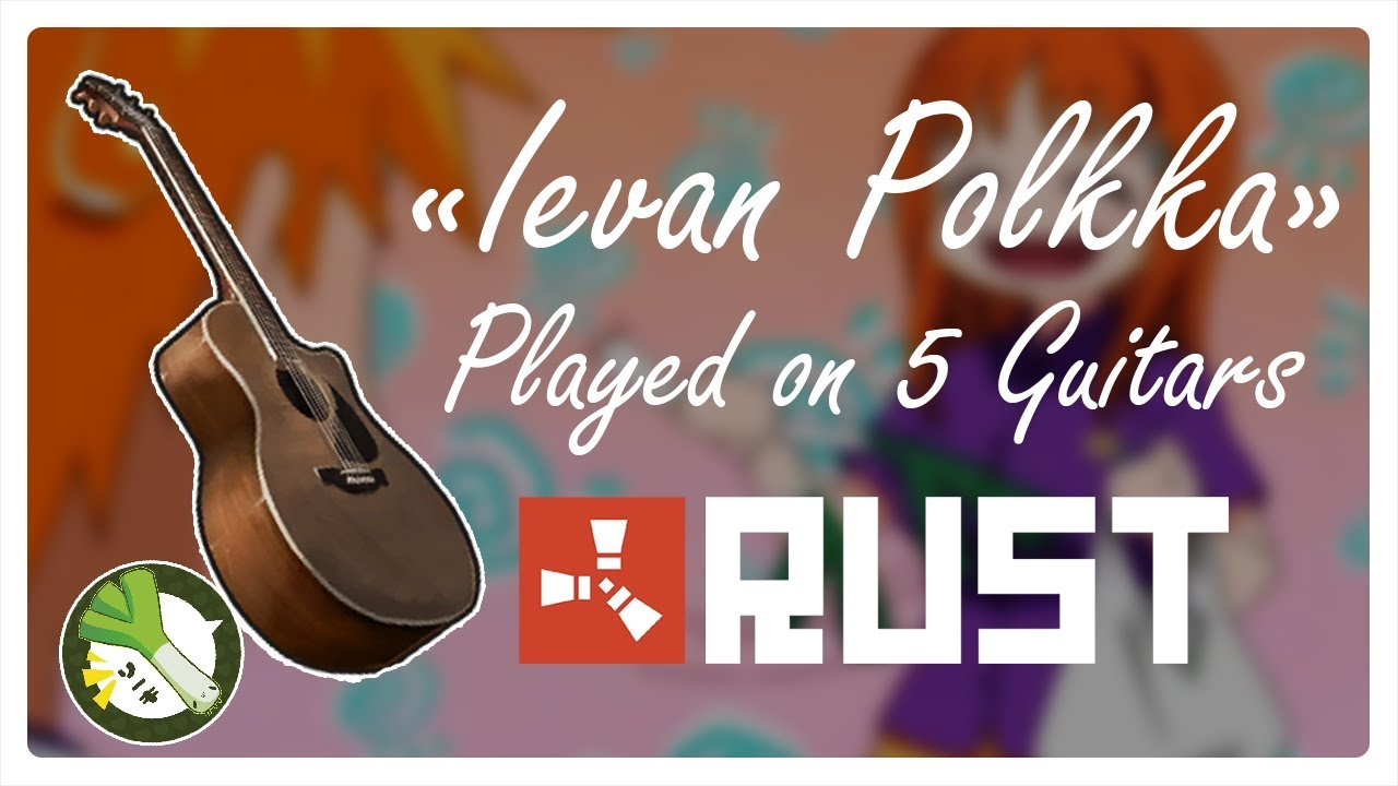 Running In The 90 S Played On 5 Guitars In Rust Youtube