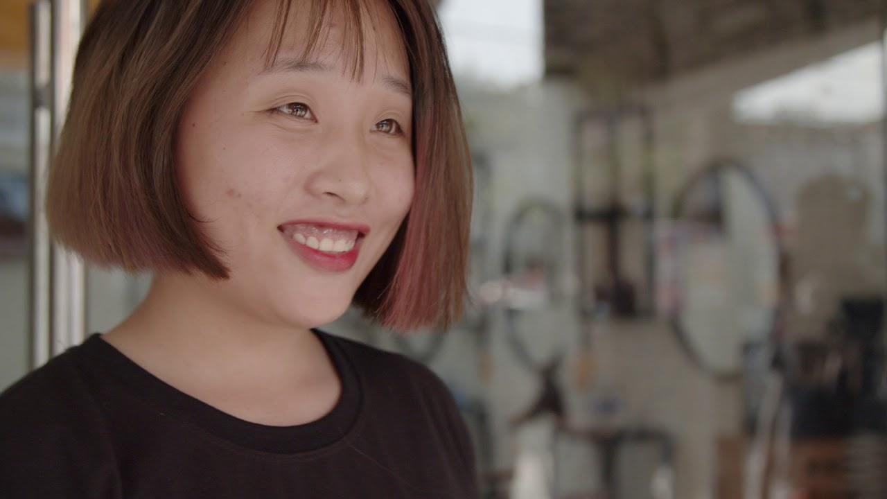 Chuyện về cô nữ shipper – Nguyễn Thị Thu Sương