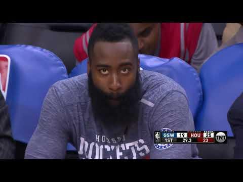 Golden State Warriors vs Houston Rockets  ...