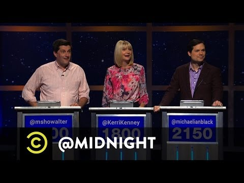"""The State"" Cast Reunites on @midnight with Chris Hardwick"