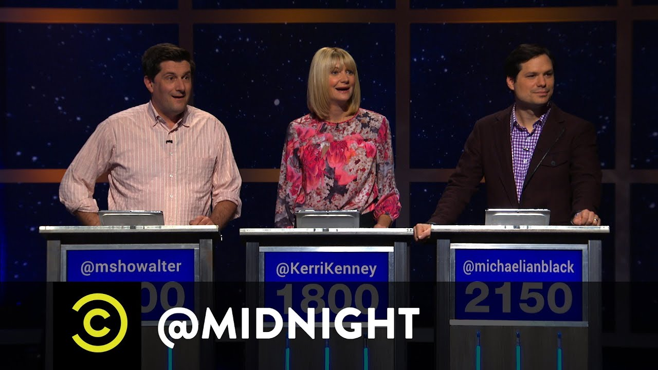 @midnight w/ Chris Hardwick (@Nerdist): The State Cast Reunites on @midnight