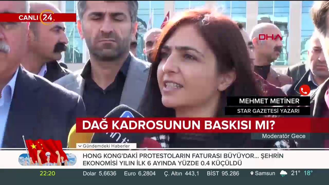 HDP'ye kayyum operasyonu... Yaşanılanlar ders olmuyor mu?