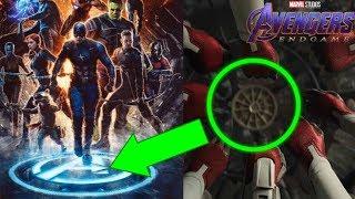 HOW AVENGERS TIME TRAVEL Revealed In TV SPOT and NEW POSTER - Avengers Endgame