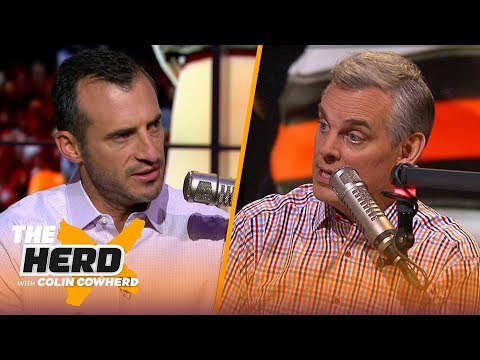 Doug Gottlieb details the Browns struggles with Baker Mayfield, talks Cowboys | NFL | THE HERD