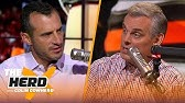 Doug Gottlieb details the Browns struggles with Baker Mayfield, talks Cowboys   NFL   THE HERD
