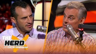 Download Doug Gottlieb details the Browns struggles with Baker Mayfield, talks Cowboys | NFL | THE HERD Mp3 and Videos