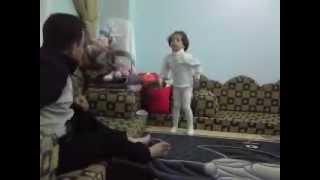 بنت سوريه معصبه  اضحك من قلبك ههههههههه