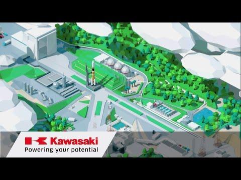 Kawasaki: Space Frontier
