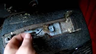 Ваз 2114   снял ручник машина сдохла ))))  неработает бензонасос