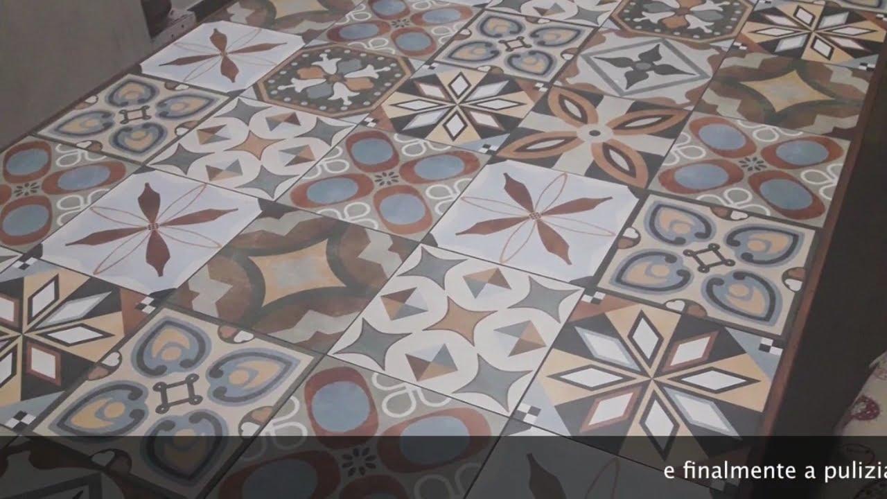 Piastrelle Decorative Per Tavoli fai da te tavolo con piastrelle. homemade floor tiles table