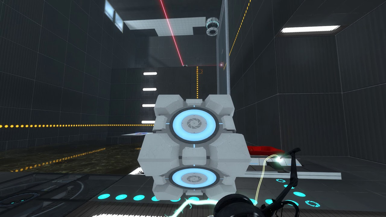 Portal II  - 2 min walkthrough