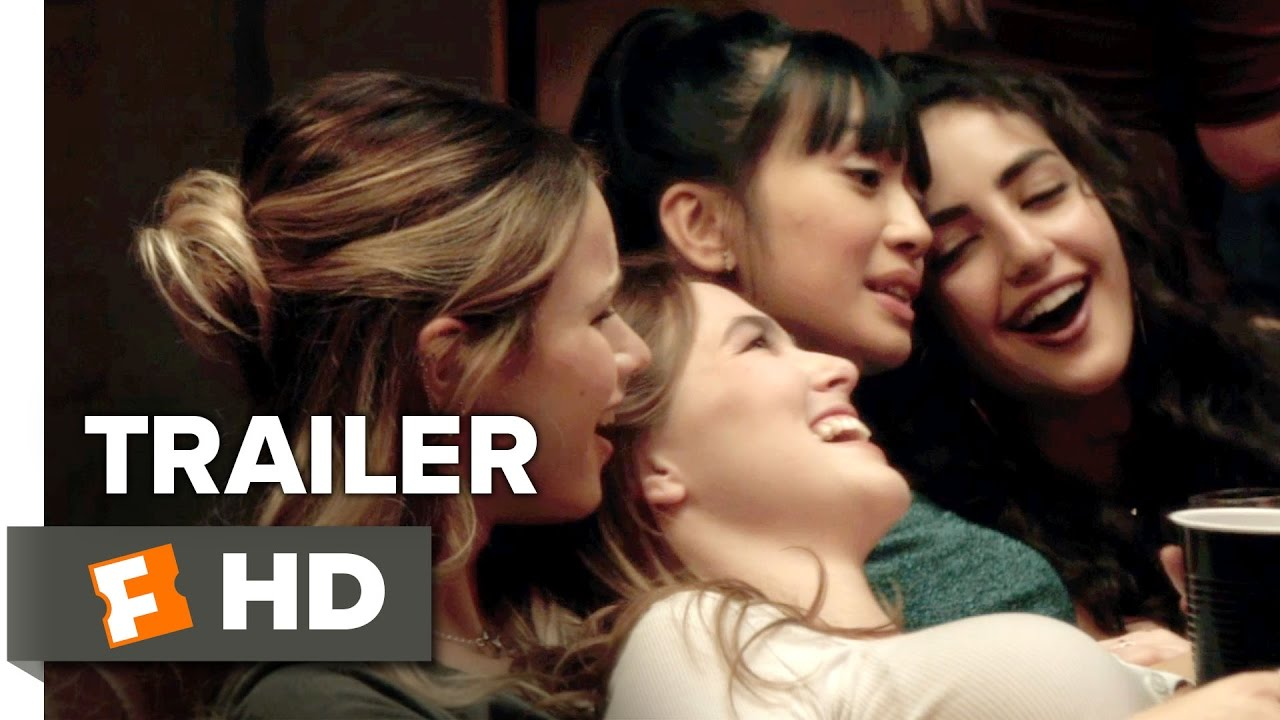 Before I Fall Official Trailer 1 2017 Zoey Deutch Movie Youtube