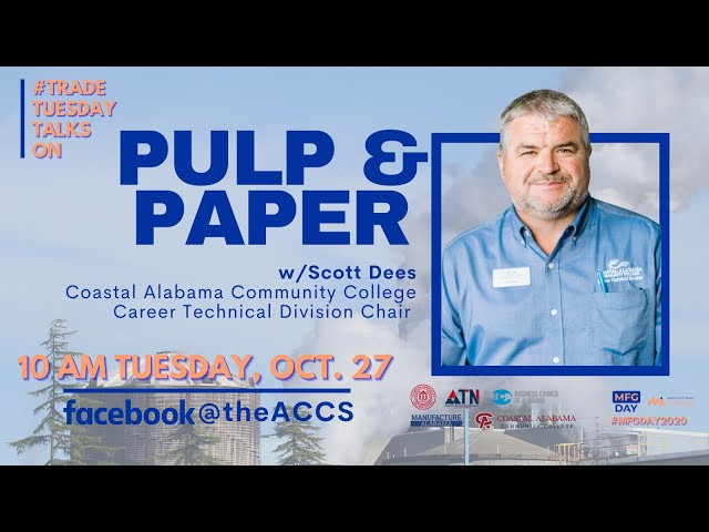 Pulp and Paper Industry in Alabama
