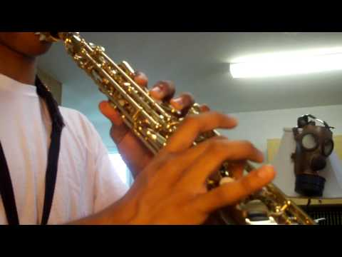 Simple Gifts - Elder Joseph Brackett (Soprano Saxophone)