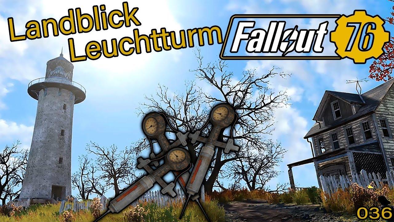Fallout 76 Karte Deutsch.Fallout 76 036 Der Stimpack Leuchtturm Landblick Deutsch Let S Play Fallout 76