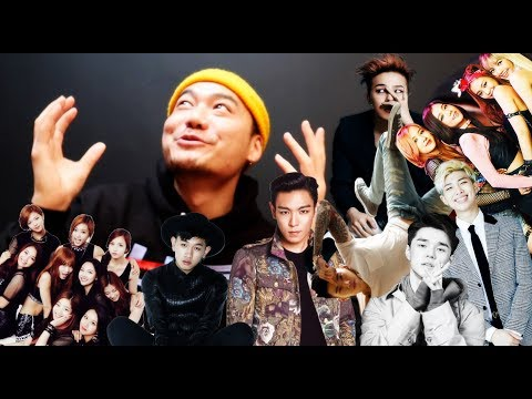 DUMBFOUNDEAD THE KPOP STAR?! [RM of BTS, TWICE, FANXY CHILD, Jay Park, BLACKPINK, GD & TOP]