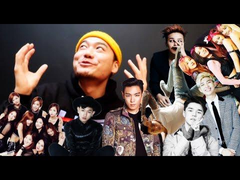 DUMBFOUNDEAD THE KPOP STAR?! [RM of BTS, TWICE, FANXY CHILD, Jay Park, BLACKPINK, GD & TOP]