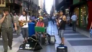 Garvey Ghost / Marcus Garvey (Burning Spear) By Soul Rebel Band
