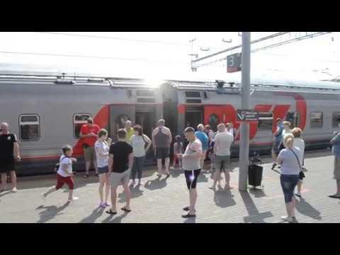 Поезд №501Г Киров-Анапа