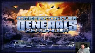 Command & Conquer: Generals: Zero Hour- USA Campaign Speedrun Turorial