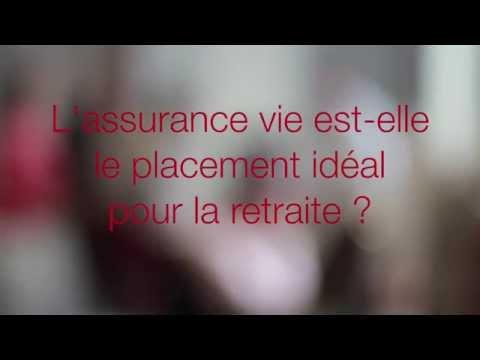L'assurance vie est-elle le placement idéal pour la retraite ?