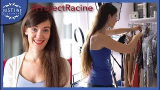 New fashion collection - episode 2 ǀ #ProjectRacine ǀ Justine Leconte
