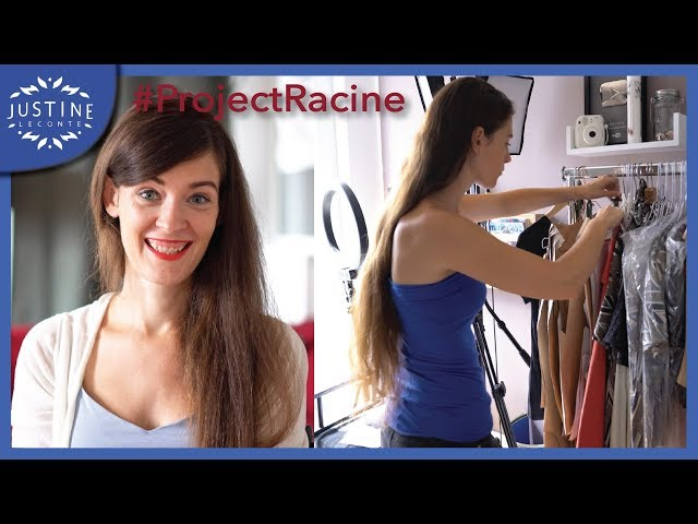 New fashion collection - episode 2 ǀ ProjectRacine ǀ Justine Leconte