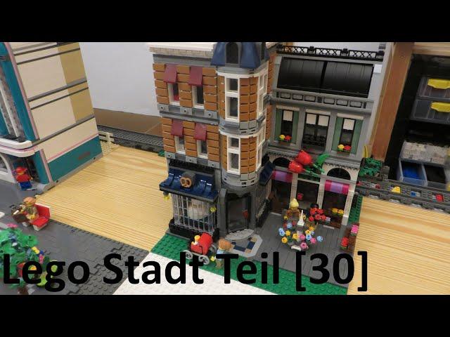 Lego Stadt Teil [30] - Stadtleben Integrieren