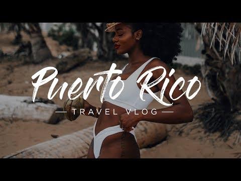 TRAVEL VLOG: San Juan, Puerto Rico