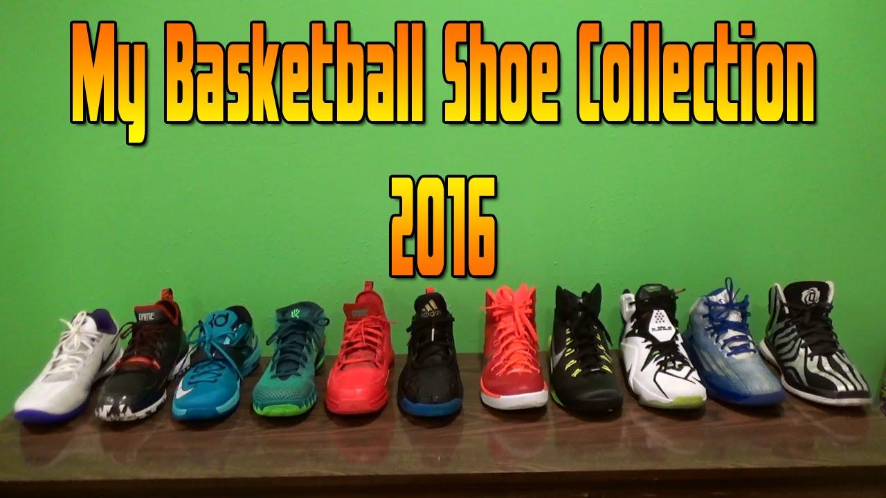 Basketball Shoe Collection 2016. Fortnite Sucks