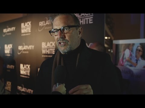 Kevin Costner, Anthony Mackie and Mike Binder talk 'Black or White' with Lana J