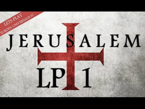 "EU4: Kingdom of Jerusalem LP 1 ""The Knights of Rhodes"""