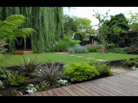 Diy Modern Garden Design Ideas Youtube