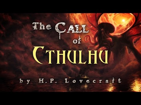 """The Call of Cthulhu"" (PART 3) by H.P. Lovecraft - classic sea monster horror audiobook"