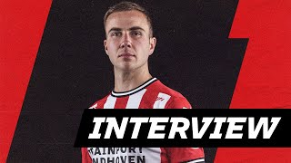 FIRST INTERVIEW GÖTZE   'I'm looking forward to this new journey' 🤩 #MeisterMario