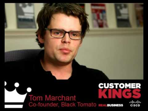 Black Tomato's Tom Marchant talks to Real Business...