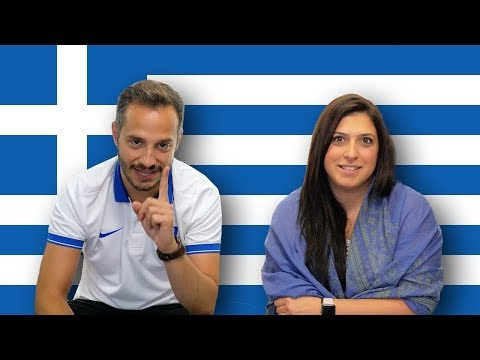 TRUTH Or MYTH: Greeks (& Greek-Canadians) React To Stereotypes
