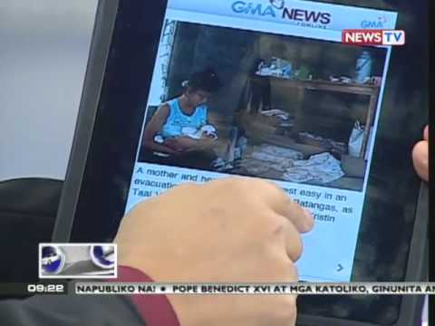 News to Go - GMA News Online launches iPhone application 4/25/11