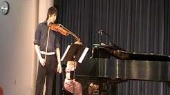 Galop - Suite for Viola - Vaughan Williams - (Adam Lei)