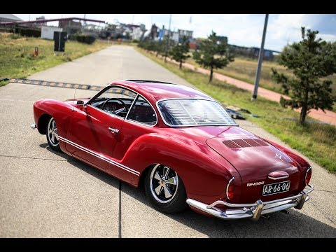 Red Volkswagen Karmann Ghia 1967 - By Aircooled Junkies