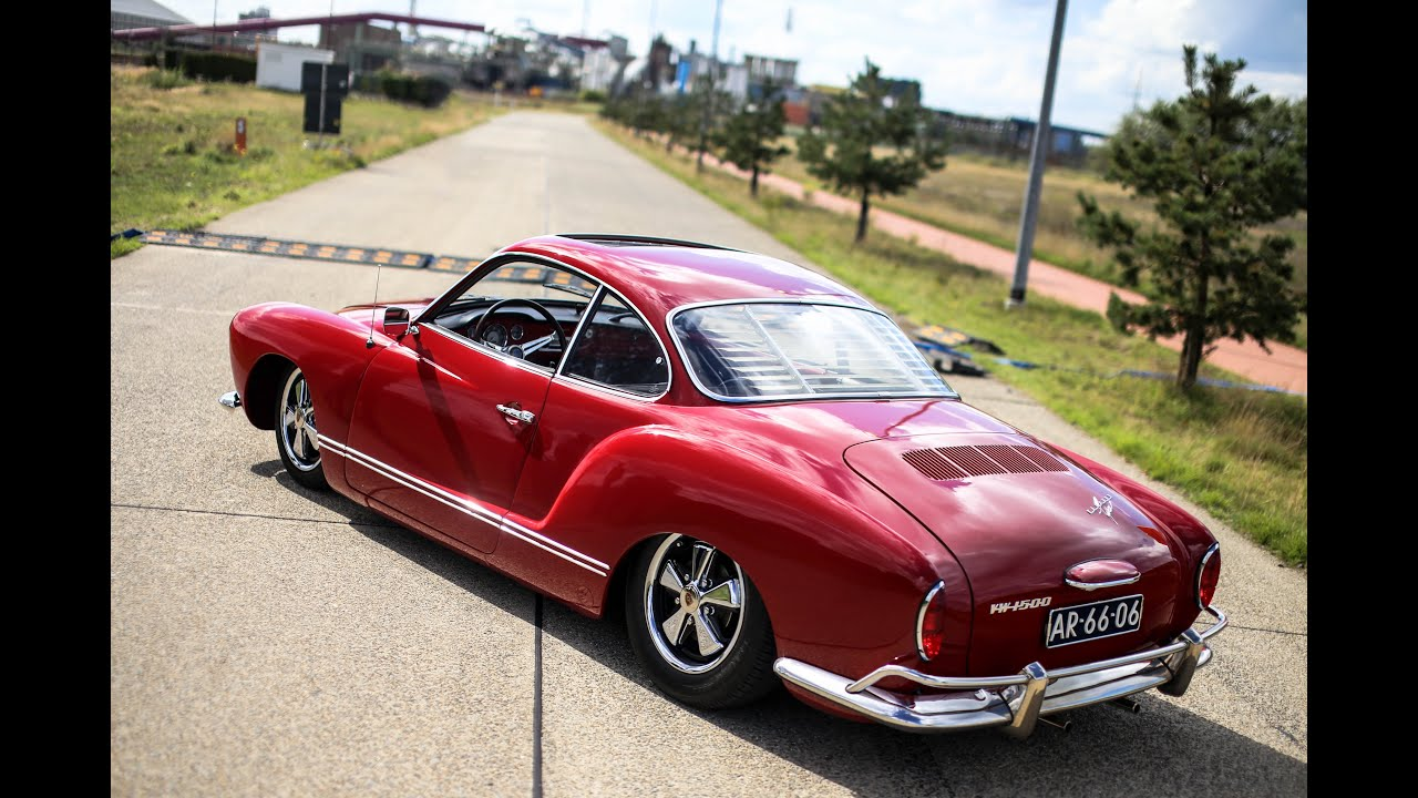 red volkswagen karmann ghia 1967 by aircooled junkies youtube. Black Bedroom Furniture Sets. Home Design Ideas
