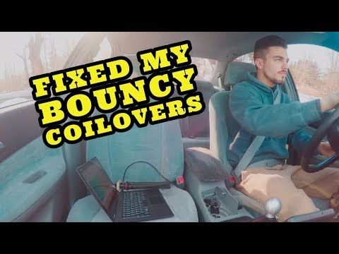 Troubleshooting Bouncy Coilovers on my Turbo Honda Accord
