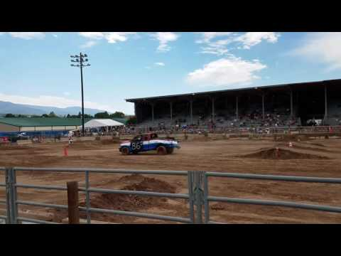 Tuff Truck Competition Stock Class - 8/6/2017 - Rifle, CO
