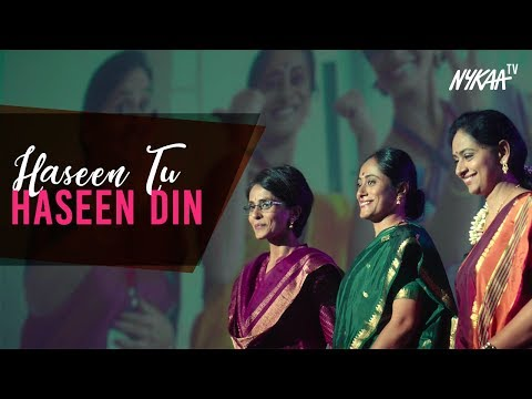 Haseen Tu, Haseen Din | Nykaa's first Television Commercial