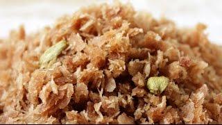 AVAL SHARKARA NANACHATHU - BROWN RICE FLAKES WITH JAGGERY - Recipe Video