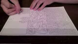 Drawing A Maze Ep 5