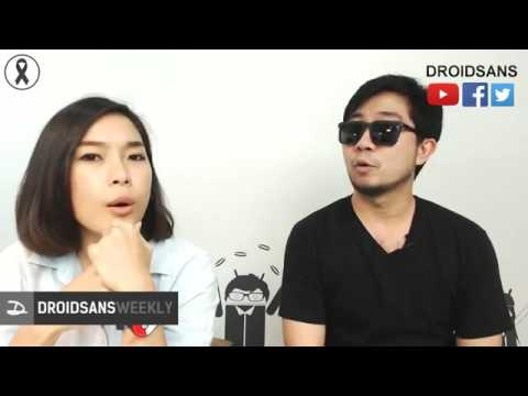 Droidsans Weekly Live EP.21 - วันที่ 18 Nov 2016