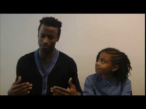 An interview with Sheldon Best and Taliyah Whitaker