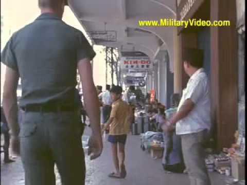 Saigon đường phố và chợ trời 1965-1972