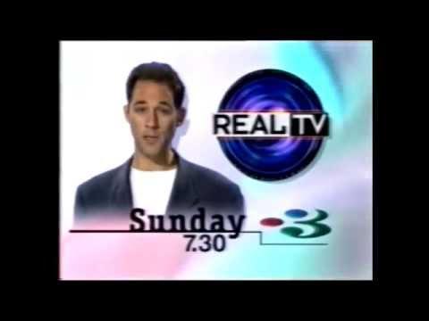 """Real TV"" Promo (Talking Horse)"